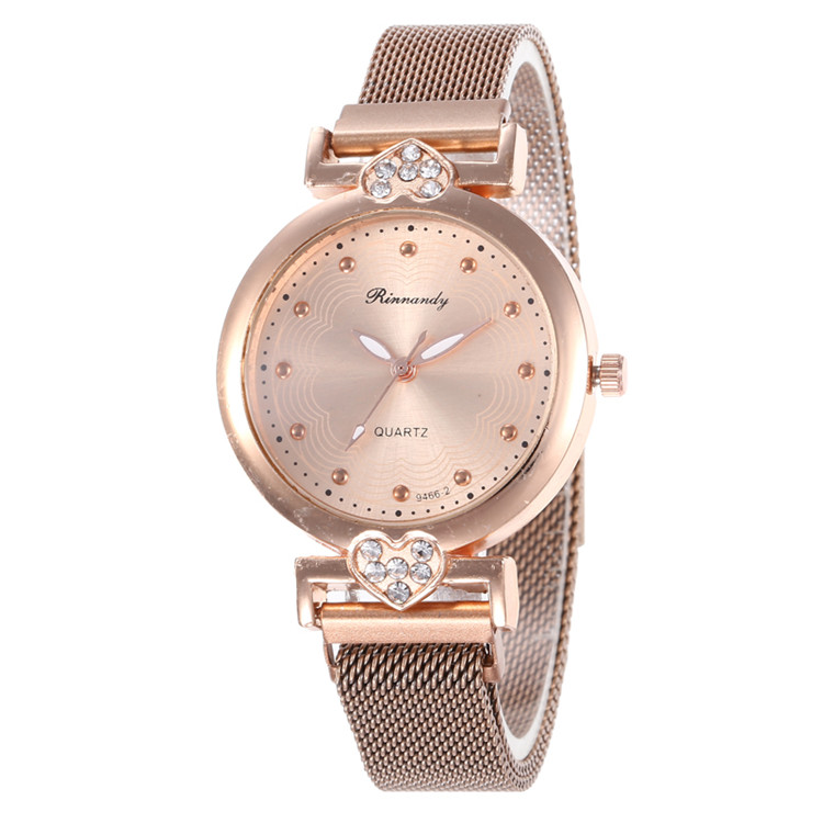 2020 Top Selling Luxury Daily Lady Magnet Strap <strong>Wrist</strong> <strong>Watch</strong> Fashion WristWatch <strong>For</strong> <strong>Women</strong>