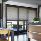 Smart Curtain Motorized Roller Blinds For office window