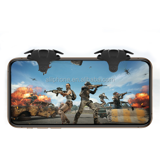 Custom sensitive mobile game joystick controller x10 pc wireless switch controller for pubg