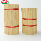 High quality india machine making bulk long natural round joss unscented incense raw material agarbatti bamboo stick supplier