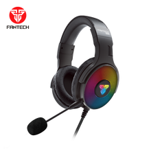 2020 neue Design Fantech HG22 Ergonomische Komfortable RGB 7,1 Wired Gaming Headset