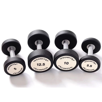 High quality PU Dumbbell Sets Both with KG and LB