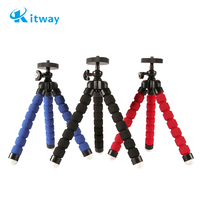Portable and Cheap Sponge Tripod Mini Tripod Supports Stand Sponge For Mobile Phones Camera