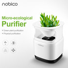 3 in1 Filter green plant cultivation diy negative ion aroma diffuser personal desk top uv air purifier