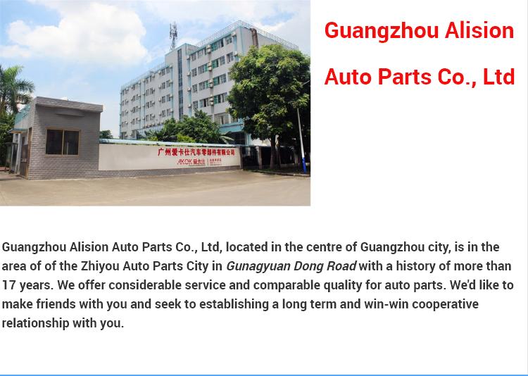 จีนโรงงานอุปกรณ์รถยนต์อะไหล่รถอุปกรณ์เสริมเบรคสำหรับ Honda Civic Accord 2002-2012