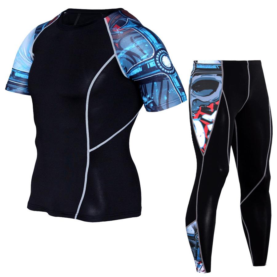 High Quality Sportswear Tracksuit Men 7