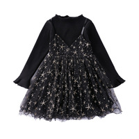 Wholesale Clothing Market Spanish Black And Gold Girl Dress For Party Wear From Ebay Retail Online Shopping