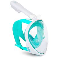 Promotional Full Face Snorkel Mask 180 degree view Diving Mask For Kids And Adult