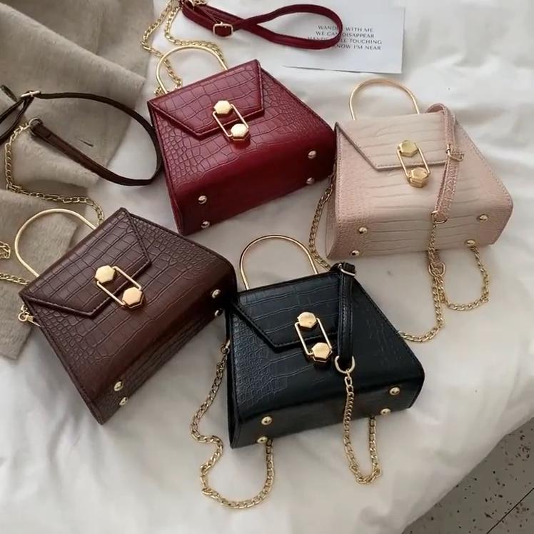 2020 pierre modèle pu cuir sacs à main designer de mode à la mode dames messenger sacs à bandoulière femme sacs à main en vrac