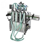 XRY-1000QY Model Full-Automatic Liquid Filling Machine For Hand Sanitizer Gel