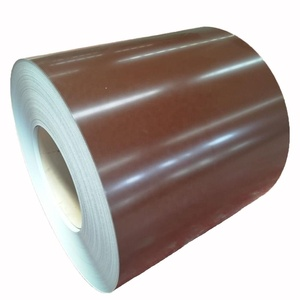 Prepainted Galvanized Steel Color Coated Coil PPGI 0.25-1.0mm prices zinc roofing sheet manufacturer in china