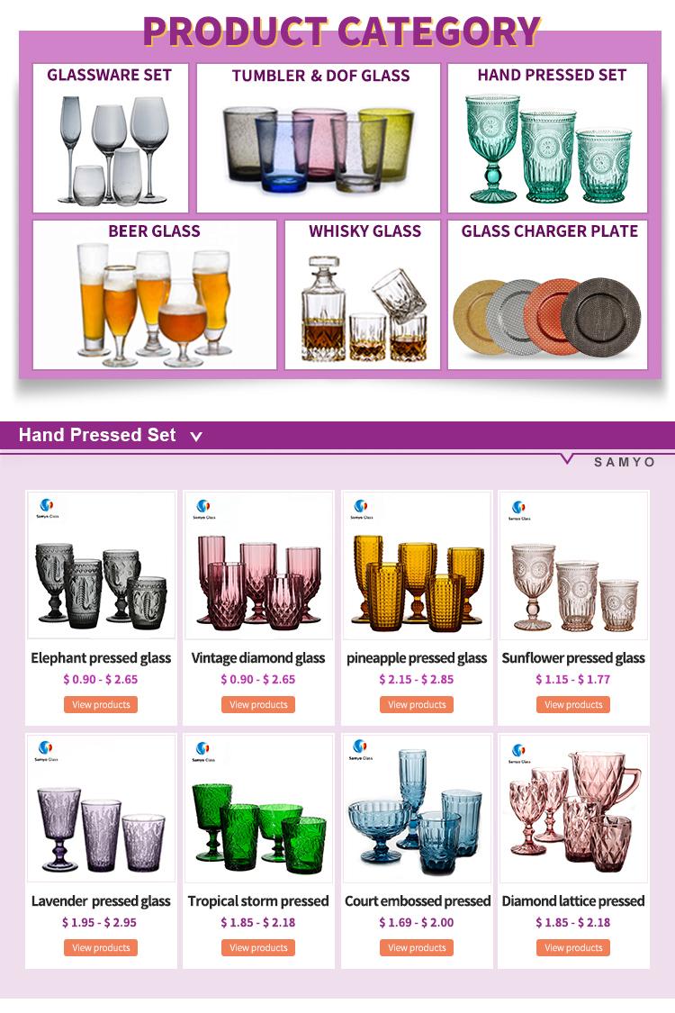 Groothandel alle size heldere gekleurde glaswerk leveranciers