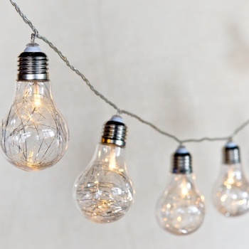 Evermore edison lamp led string licht