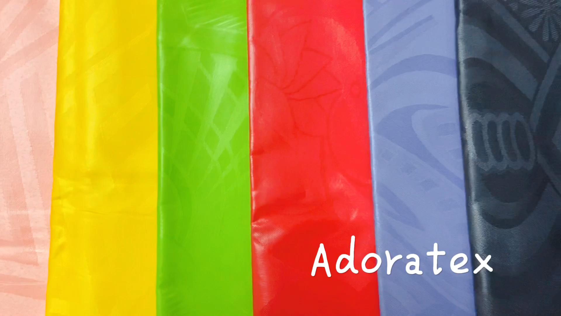 Adoratex gros tissu bazin shadda getzner tissu