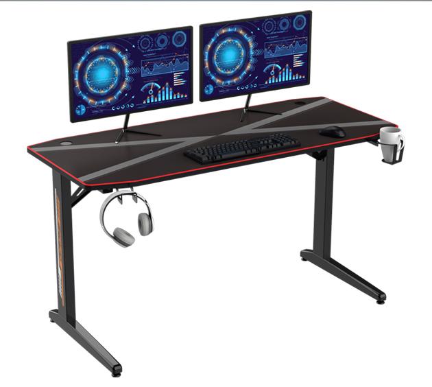 2020 Modern office desktop cheap price  gaming computer desk for gamer