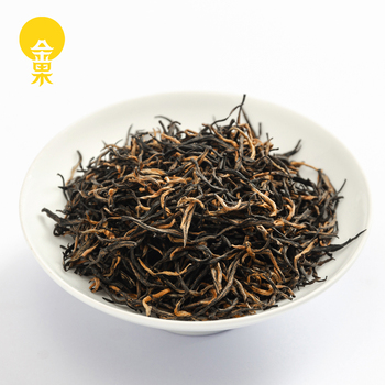 Chinese loose leaf tea for gift use premium black tea