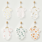 Baby Clothes Newborn Cheap Baby Rompers Set Infant Organic Clothes Cotton Suit Cute Baby Kid Infant Romper Play Wear Outfits Baby Wrap