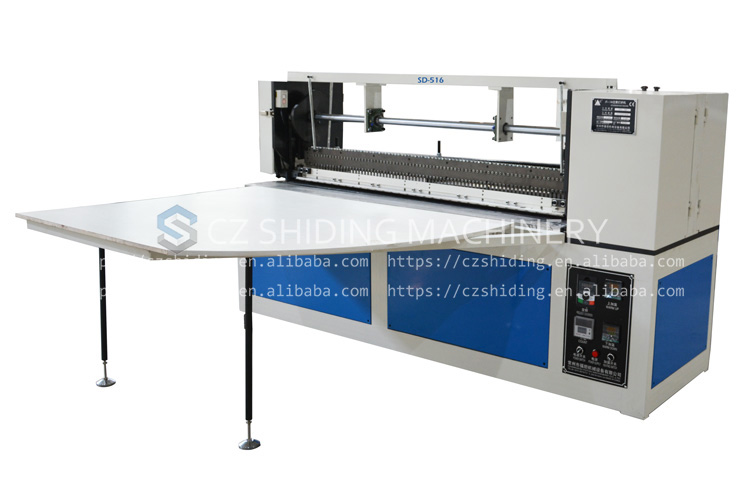 Computerized pleating Sunray Pleating machine SD-516