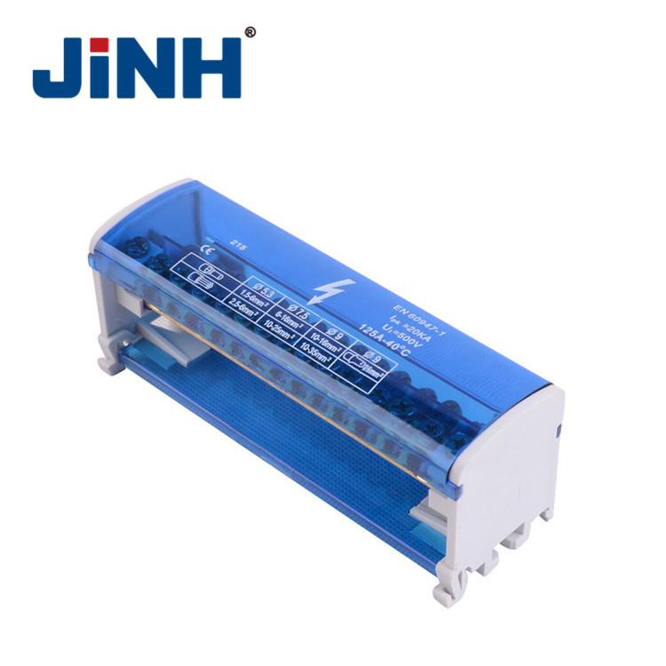 Caja metálica impermeable JINH de alta calidad JH8215