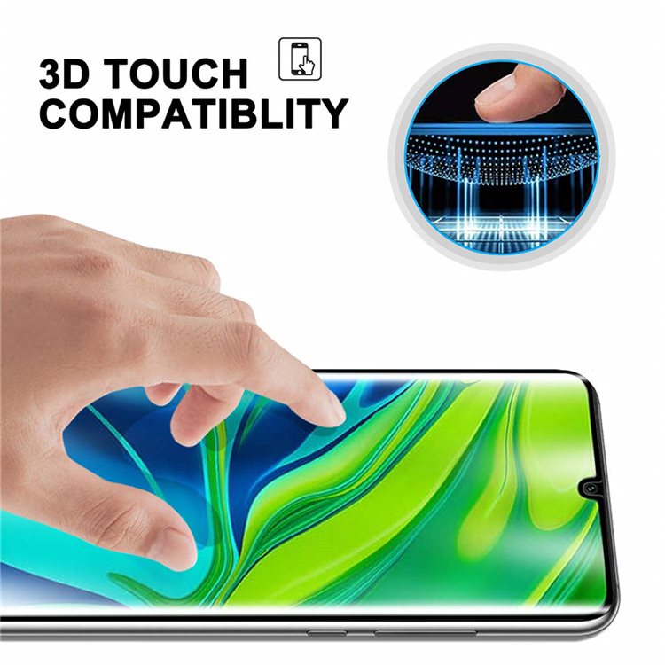 Anti-Scratch Tempered Glass For Xiaomi Note 10 Screen Protector For Xiaomi Mi CC9 Pro 9H Tempered Glass Film