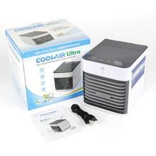 1 комплект, мини Кондиционер, охлаждающий вентилятор для спальни, дома, Artic Cooler, портативный летний домашний мини-вентилятор для кондиционир...(Китай)