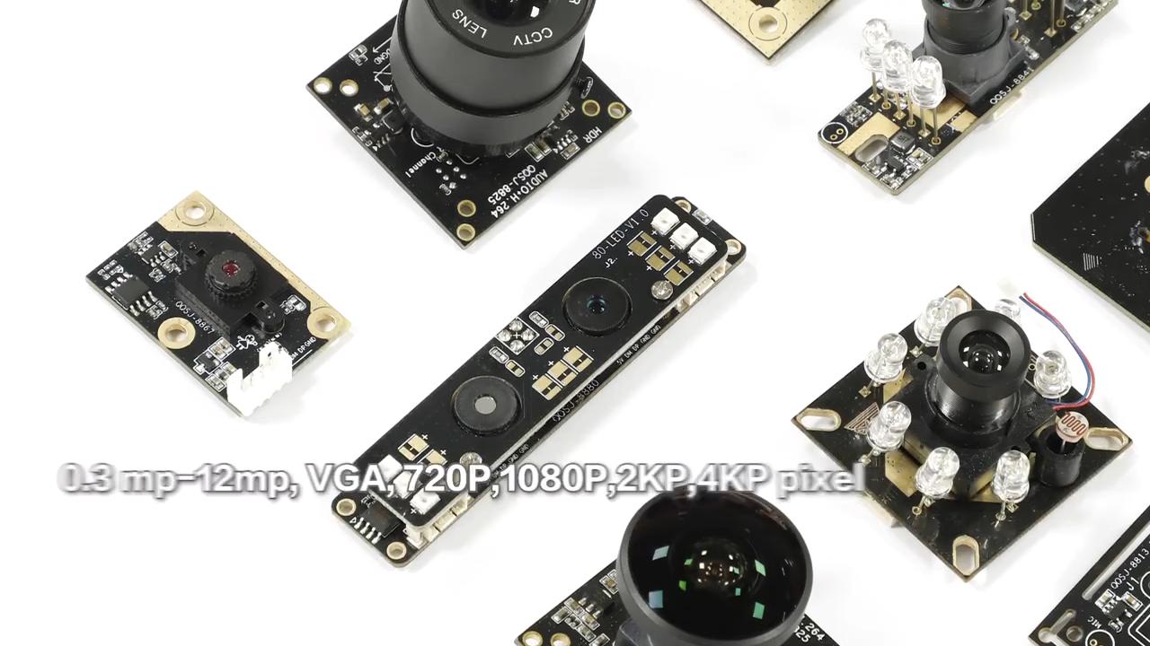Promotional OV5640 5MP USB Custom Support UVC Protocol 70 Degrees USB Camera Module