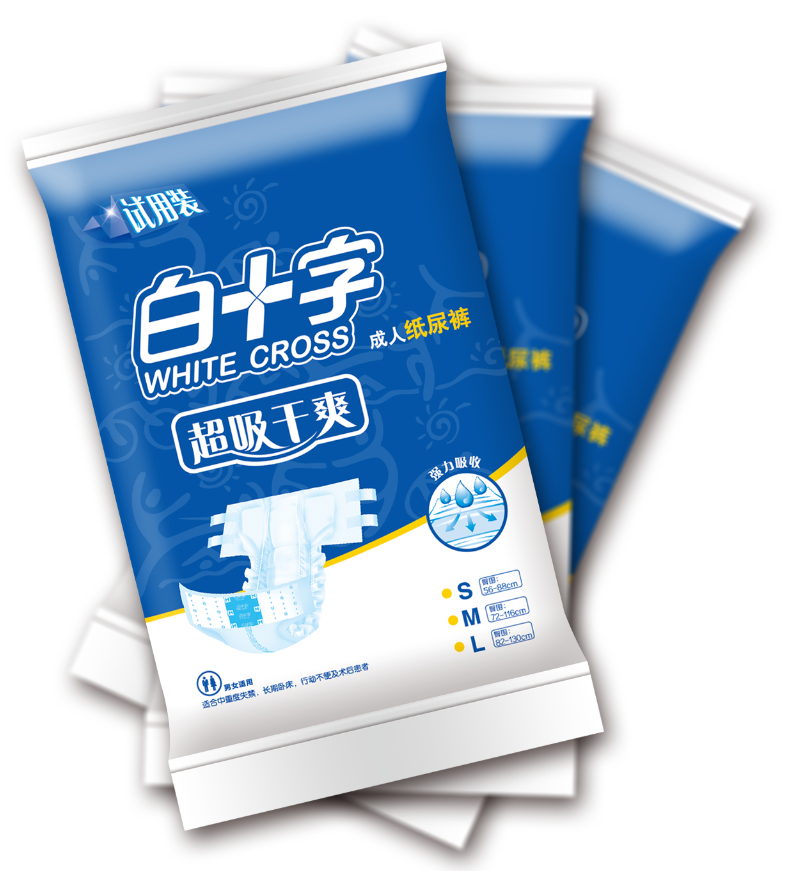 super absorption comfortable disposable adult diaper