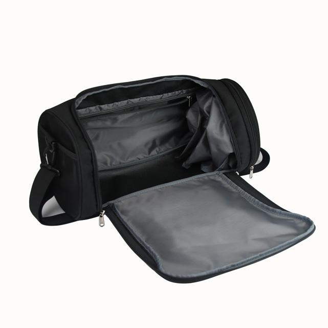 Direct factory wholesale custom logo waterproof fashion weekend yoga sport travel duffle gym bag for women