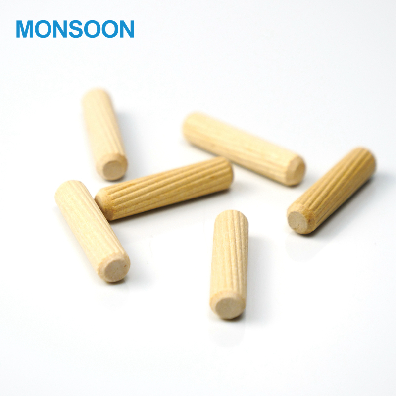 High quality Factory Direct Hot Sale Wooden Dowel