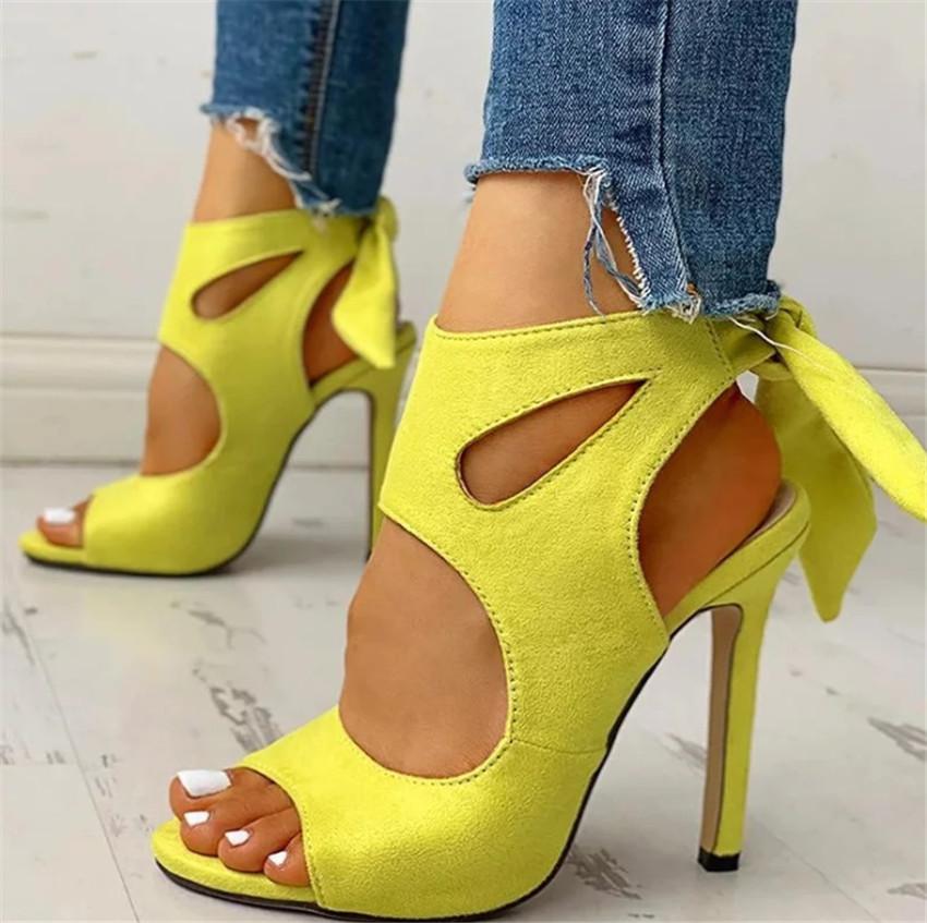Female Shoes 8cm High Heels Trendy Woman High Heels 2020