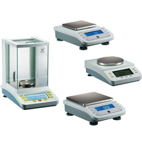 lab digital precision analytical balance weighing scientific scale