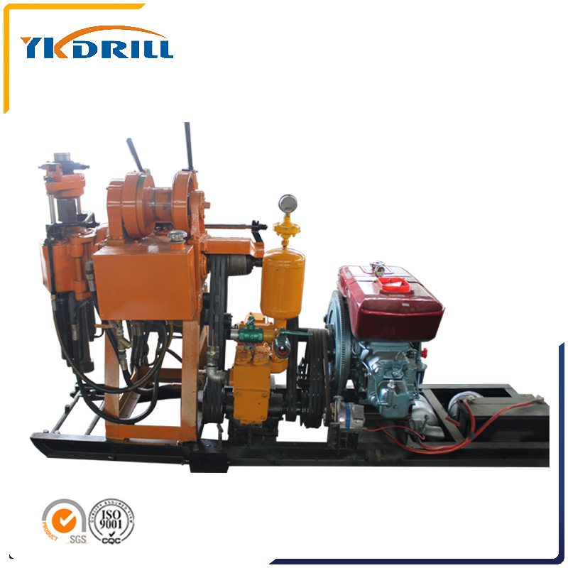 Factury Price Small Mini Truck Mounted Portable Water Well Drilling Rig
