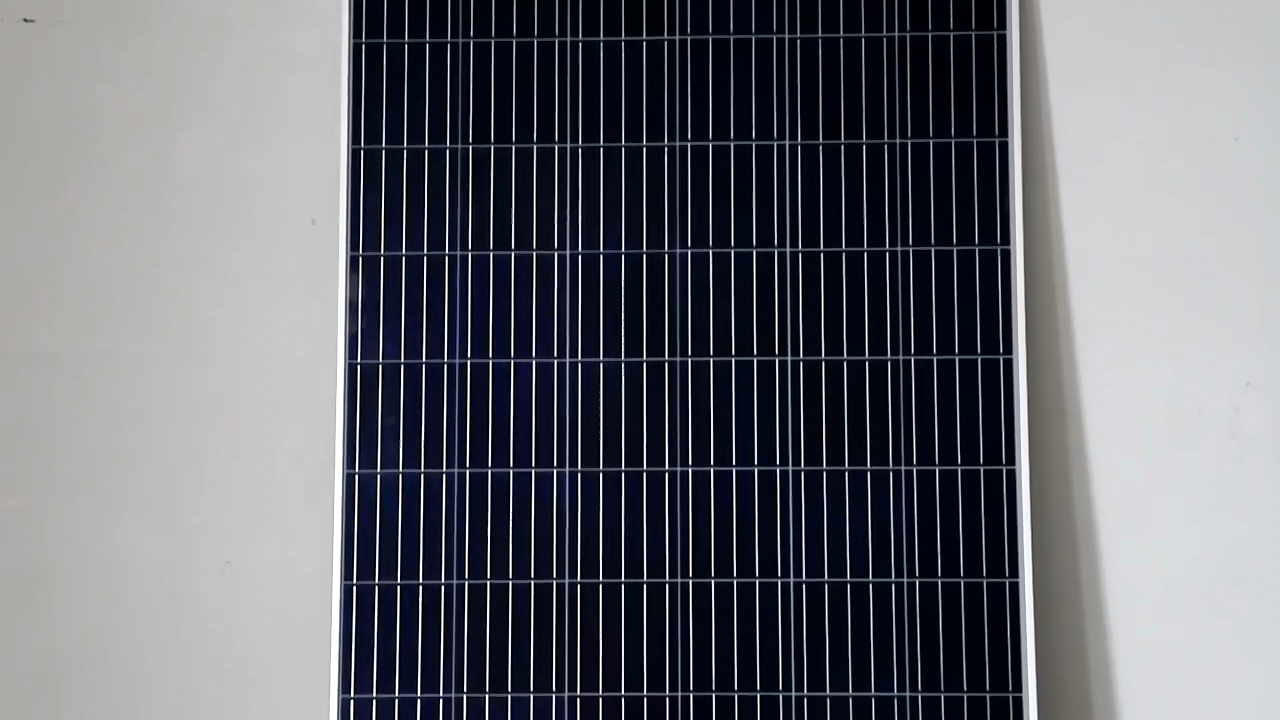 Solar home lighting system mono 75w solar panel with cheap price