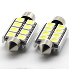 Brightness Car reading light 8SMD 5050 Led Chips 4W Car Reversing Rear Turn Signal Tail Light
