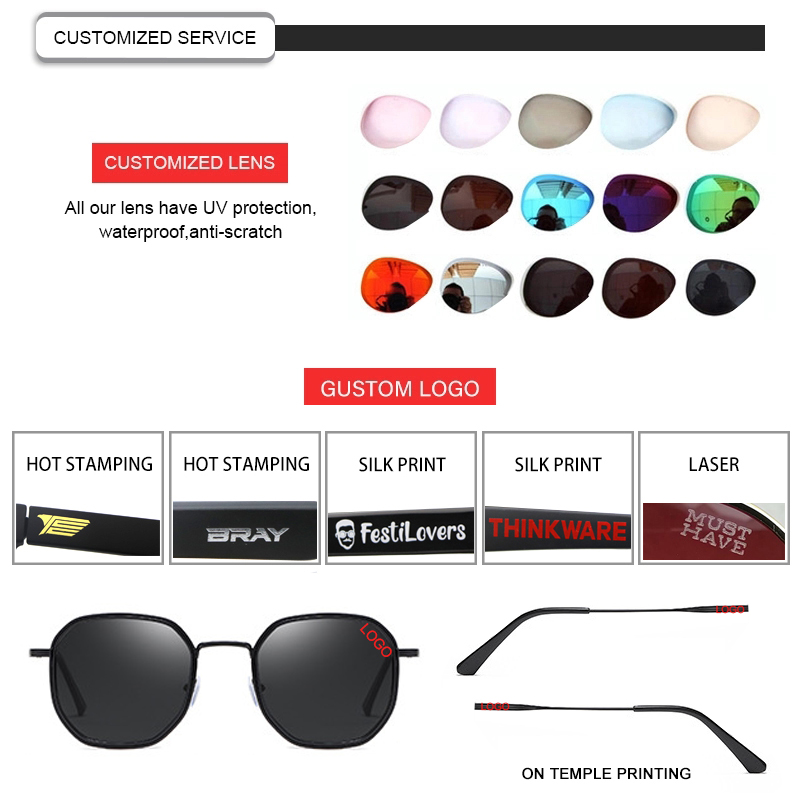 Fuqian oversized sunglasses womens Suppliers for sport-21