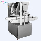 Industrial automatic wire cutting twisted cookie machine