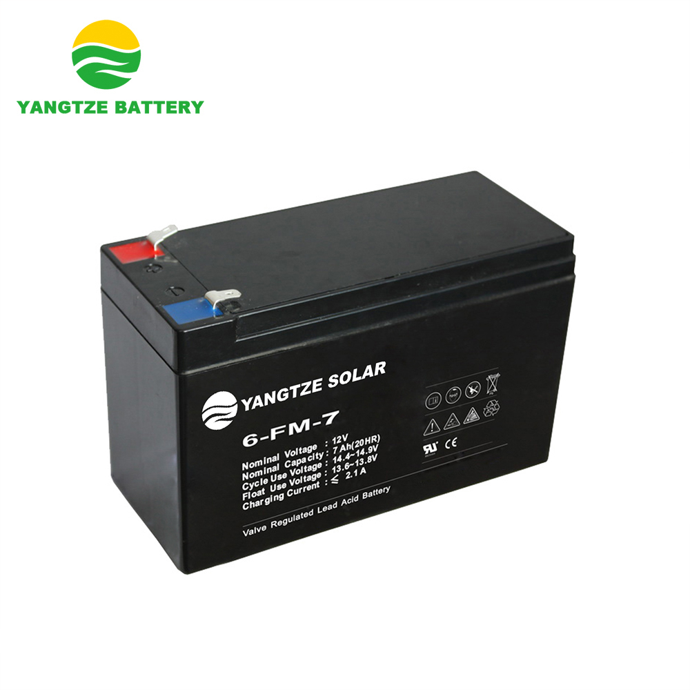 Plus fiable 7.5ah aeg 12v batterie