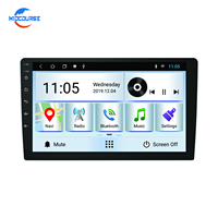 "2.5D Glass Android 9 Universal 2din Double Din 9"" 10"" CAR DVD RADIO STEREO AUDIO MP5 GPS Navigation Multimedia PLAYER"