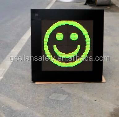 Car Swing Solar Led Radar Speed Signs Meter China Speed Control Limit Remove Detector Display Emoji Face
