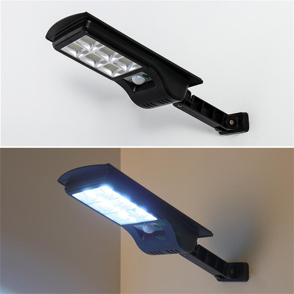 Black Affoable Outdoor Wall Motion Sensor Lights