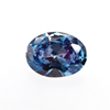 Cheapest price european machine cut wholesale oval tanzanite cubic zirconia on sale