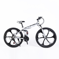 29 inch factory price mountain bike 21 speed steel frame bicycle double disc brake bike