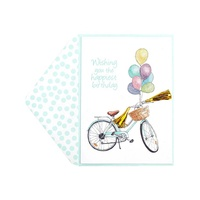 China Suppliers Office Stationery Card, 3D Handmade Birthday Invitation Greeting Cards