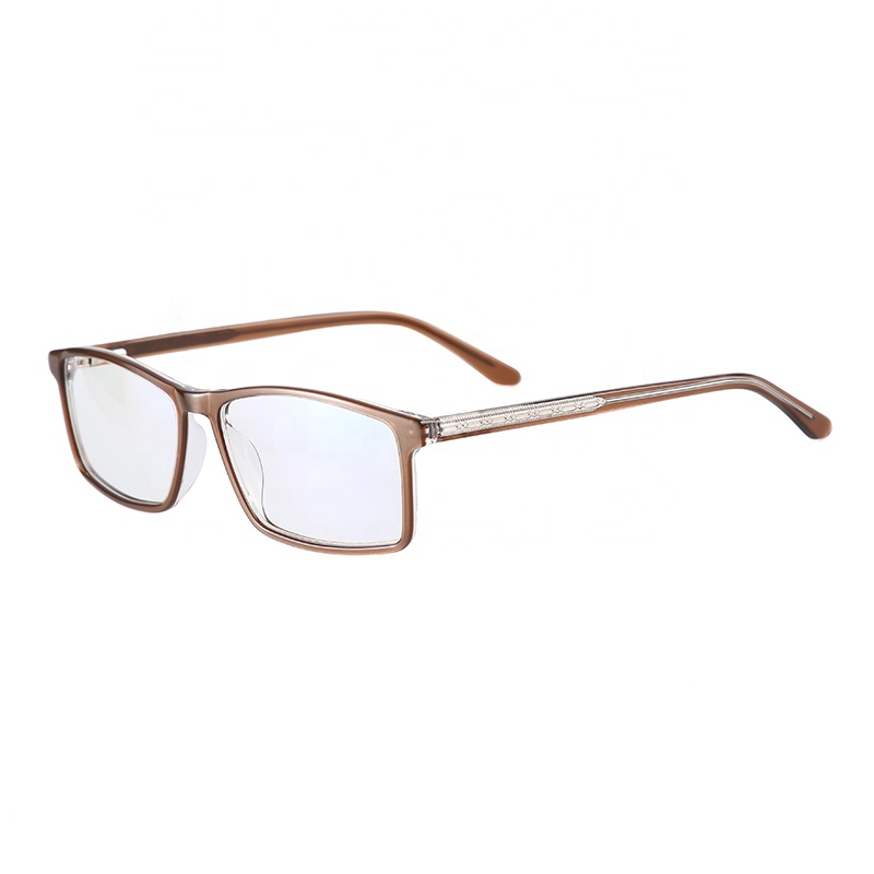 New trend classic colorful unisex acetate optical glasses frames eyeglasses