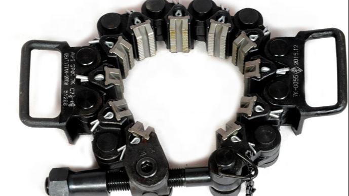 API 유전 rotary 전표 대 한 오일 드릴링 rig 툴/safety clamp 대 한 오일 드릴링 rig 툴