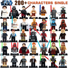 Hot Starwars Series Superheroes! Star Mini Wars Action Figure 100% Compatible Building Block toys for kids