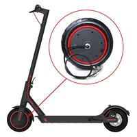 Scooter Parts 350W Hub Motor with Tire for M365 Pro Electric Scooter