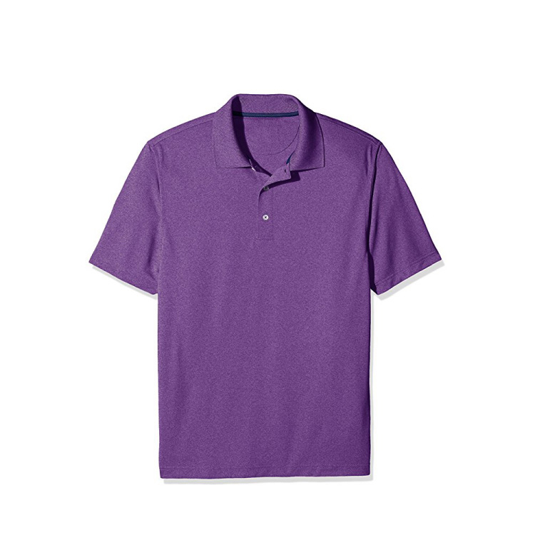 Polos logo personnalisé polyester costume nous polos t-shirts taille