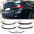 In Fibra di carbonio Posteriore Spoiler Wings For BMW Serie 3 G20 320i 330i Spoiler 2019-2020 P & PSM e M4 e M3 Stile