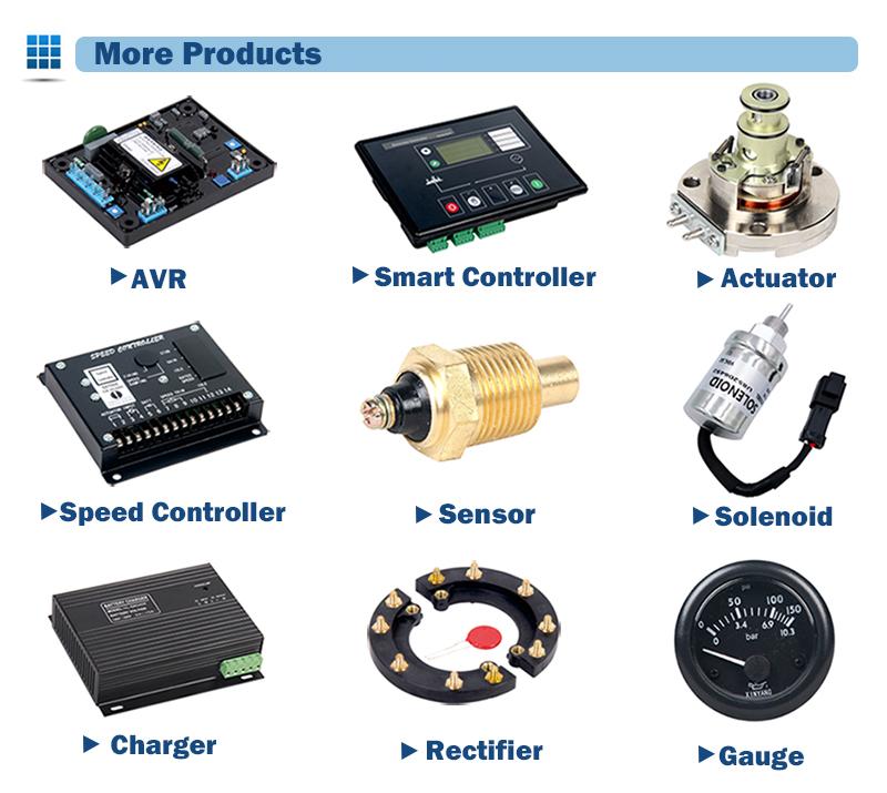 Automatic Voltage Regulator AVR 60KVA BE350 untuk Brushless Generator